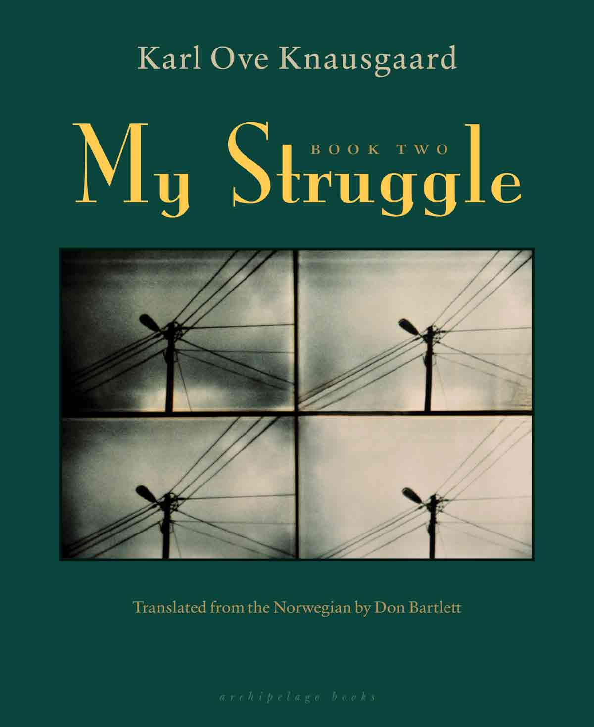my struggle book two